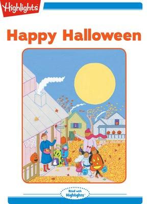 cover image of Happy Halloween