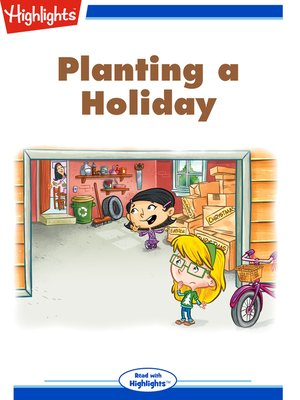 cover image of Planting a Holiday