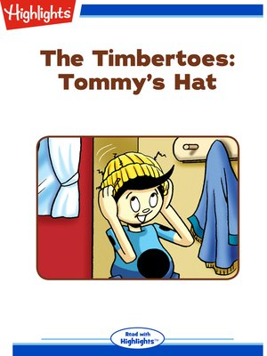 cover image of The Timbertoes: Tommy's Hat