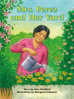 cover image of Mrs. Perez and Her Yard