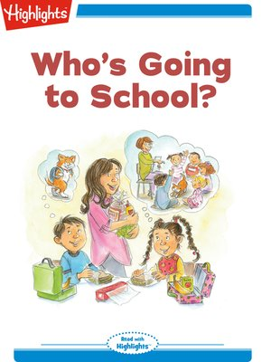 cover image of Who's Going to School