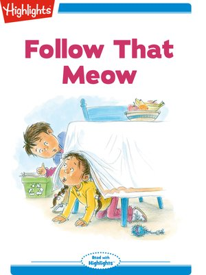 cover image of Follow That Meow