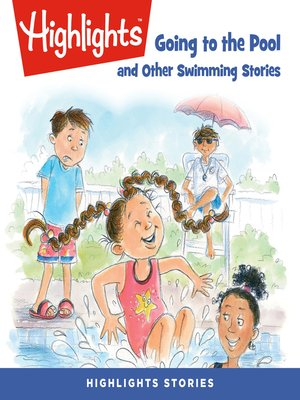 cover image of Going to the Pool and Other Swimming Stories