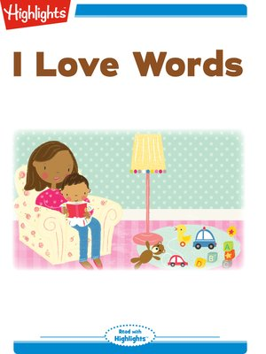 cover image of I Love Words