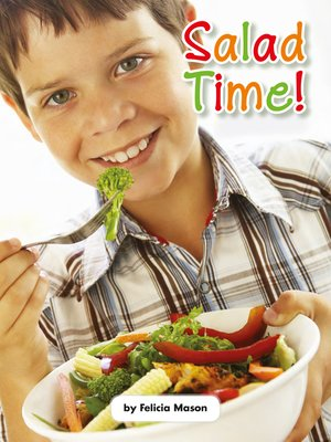 cover image of Salad Time!