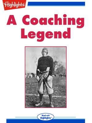cover image of A Coaching Legend
