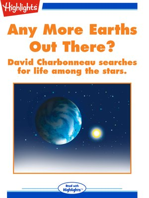 cover image of Any More Earths Out There?