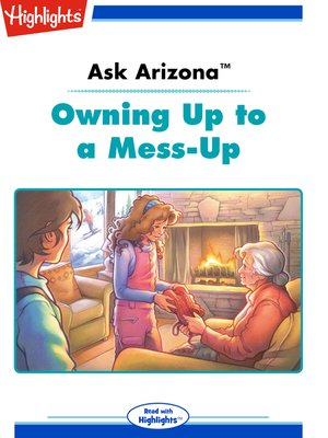 cover image of Owning Up to a Mess-Up