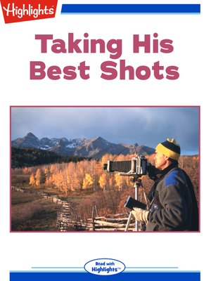 cover image of Taking His Best Shots
