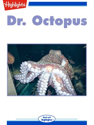 cover image of Dr. Octopus