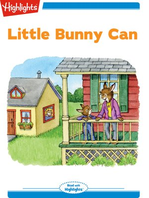 cover image of Little Bunny Can
