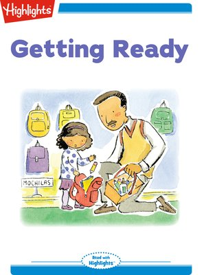 cover image of Getting Ready