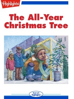 cover image of The All-Year Christmas Tree