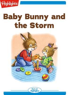 cover image of Baby Bunny and the Storm