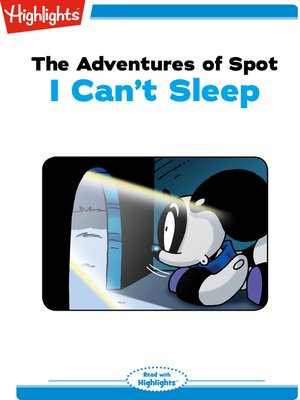 cover image of The Adventures of Spot: I Can Sleep