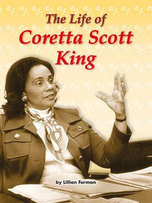 cover image of The Life of Coretta Scott King