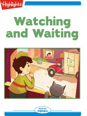 cover image of Watching and Waiting
