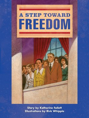 cover image of A Step Toward Freedom