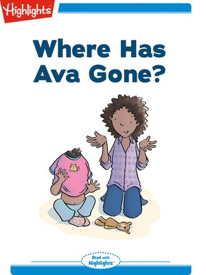 cover image of Where Has Ava Gone?