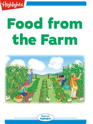 cover image of Food from the Farm