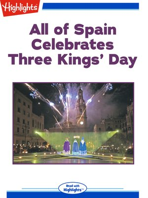 cover image of All of Spain Celebrates Three Kings' Day