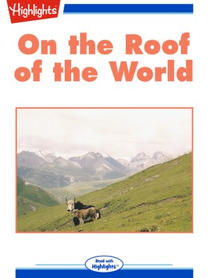 cover image of On the Roof of the World