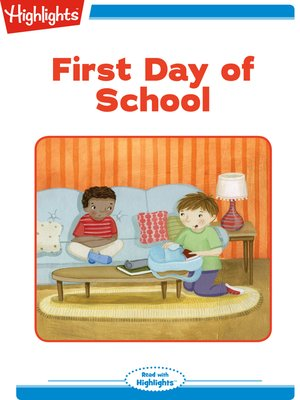 cover image of First Day of School