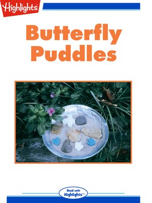 cover image of Butterfly Puddles