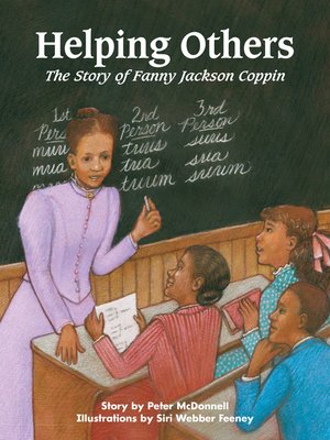 cover image of Helping Others: The Story of Fanny Jackson Coppin