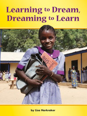 cover image of Learning to Dream, Dreaming to Learn
