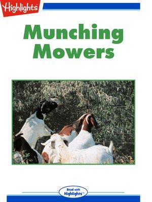 cover image of Munching Mowers