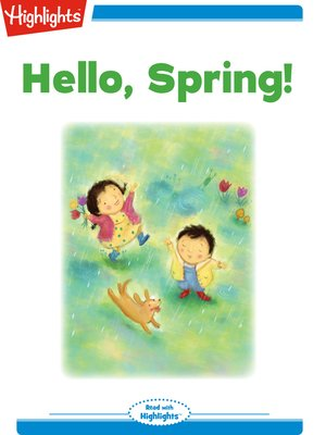 cover image of Hello Spring!