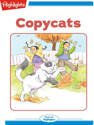 cover image of Copycats