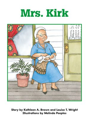 cover image of Mrs. Kirk