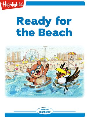 cover image of Ready for the Beach