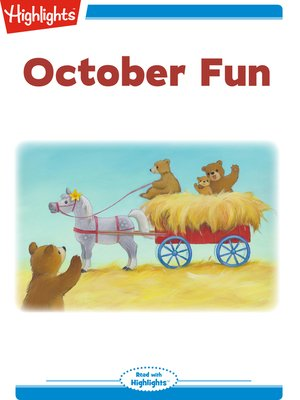 cover image of October Fun