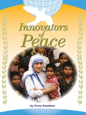 cover image of Innovators of Peace