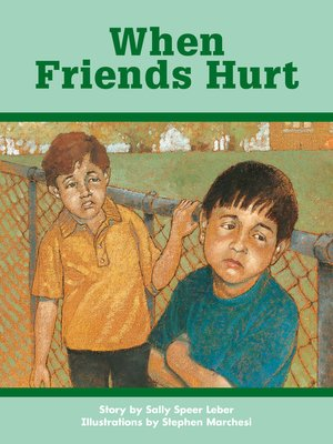 cover image of When Friends Hurt