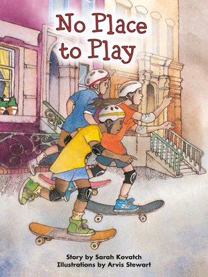 cover image of No Place to Play
