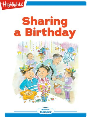cover image of Sharing a Birthday