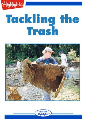 cover image of Tackling the Trash