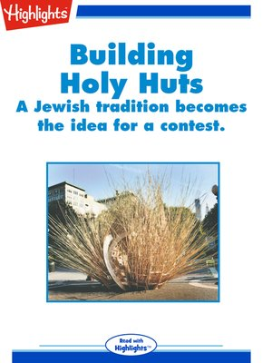 cover image of Building Holy Huts