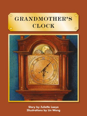 cover image of Grandmother's Clock