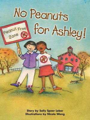 cover image of No Peanuts for Ashley