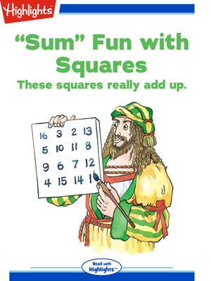 "cover image of ""Sum"" Fun with Squares"