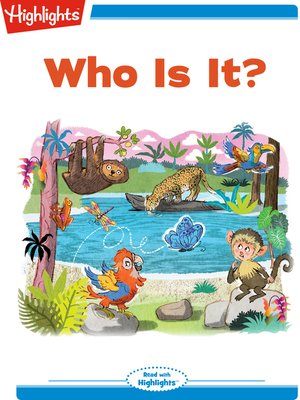 cover image of Who Is It?
