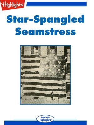 cover image of Star-Spangled Seamstress