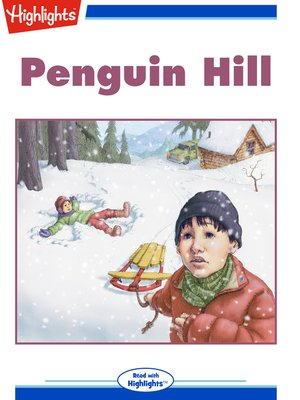 cover image of Penguin Hill
