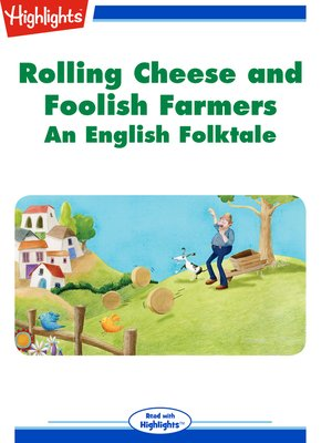 cover image of Rolling Cheese and Foolish Farmers