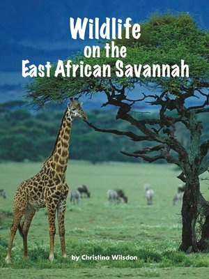 cover image of Wildlife on the East African Savannah
